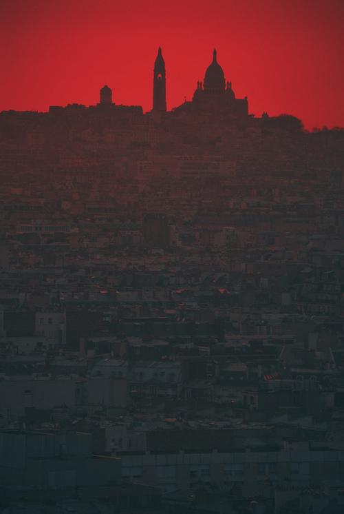 nourbadr: Montmartre daybreak, Paris ll France