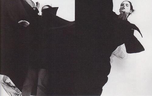 blckfshn: Yohji Yamamoto Catalogue, A/W 1995-1996