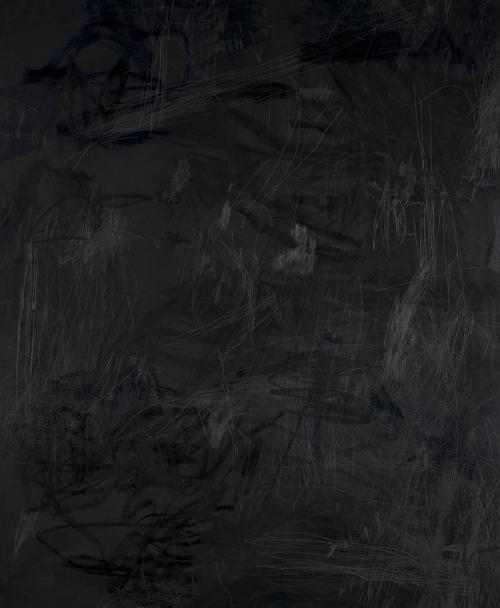 likeafieldmouse: William Anastasi- Untitled III (Abandoned Painting) (1995)