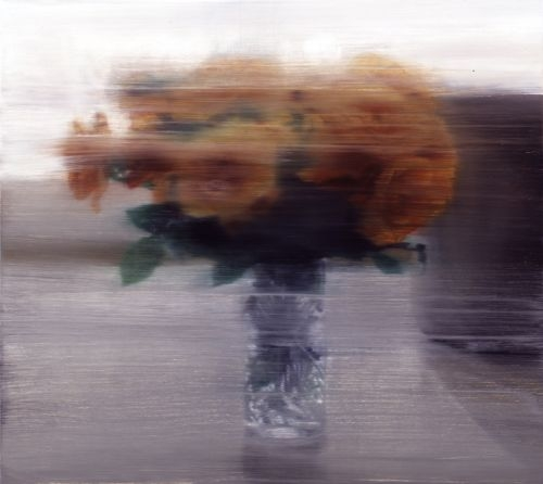 somedevil :     Gerhard Richter,  Roses , 1994