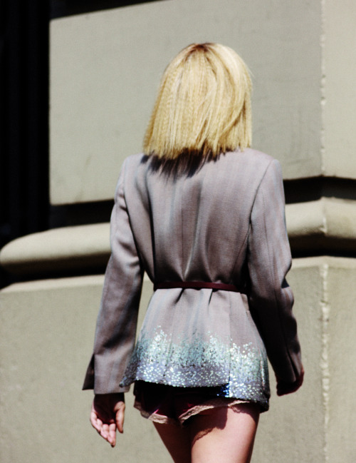 opaqueglitter: Great Streets | Maggie Mauer by Mel Bles for Muse Fall 2013.