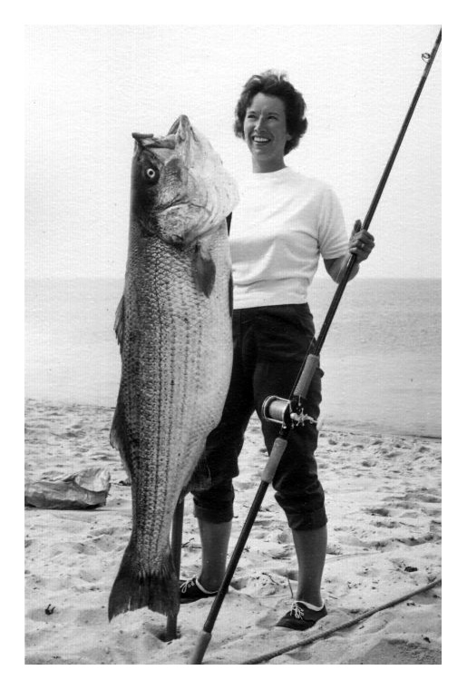 oldfishingphotos: Source: stripersurf