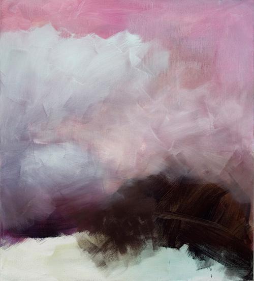 heathwest: Benjamin Bohnsack Untitled (Luftbahn 02), 2010 Tempera on canvas 180 x 200cm