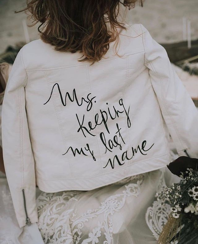 G U I L T Y 🙋🏻‍♀️ — anyone else...? || Loving this jacket by @house_of_catherine via @weddingdream ☆☆☆☆☆