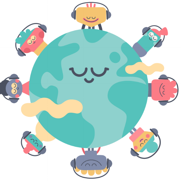 Headspace App - Meditation tutorials & short guided meditations for the busy modern human being.