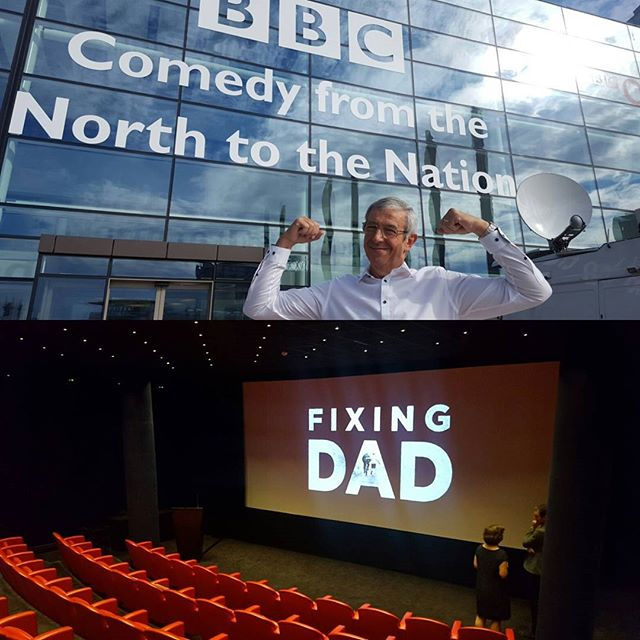 Fixing Dad this Sunday BBC2 10pm