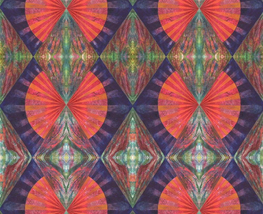 Sunset Pattern Variation