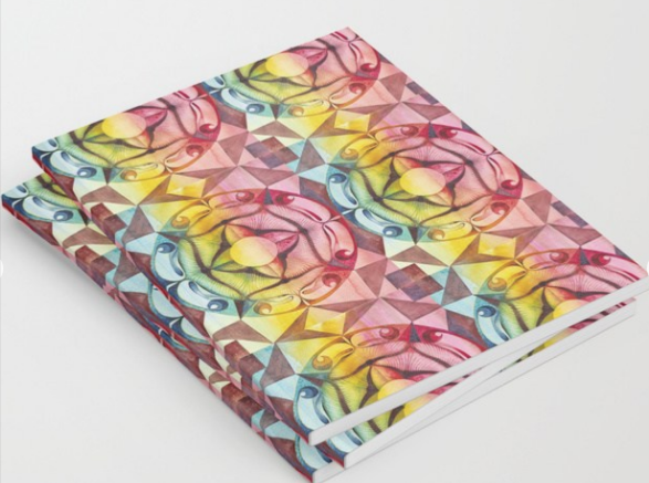 click on notebooks to purchase