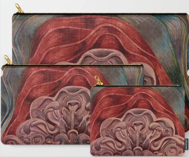 click on pouches to purchase