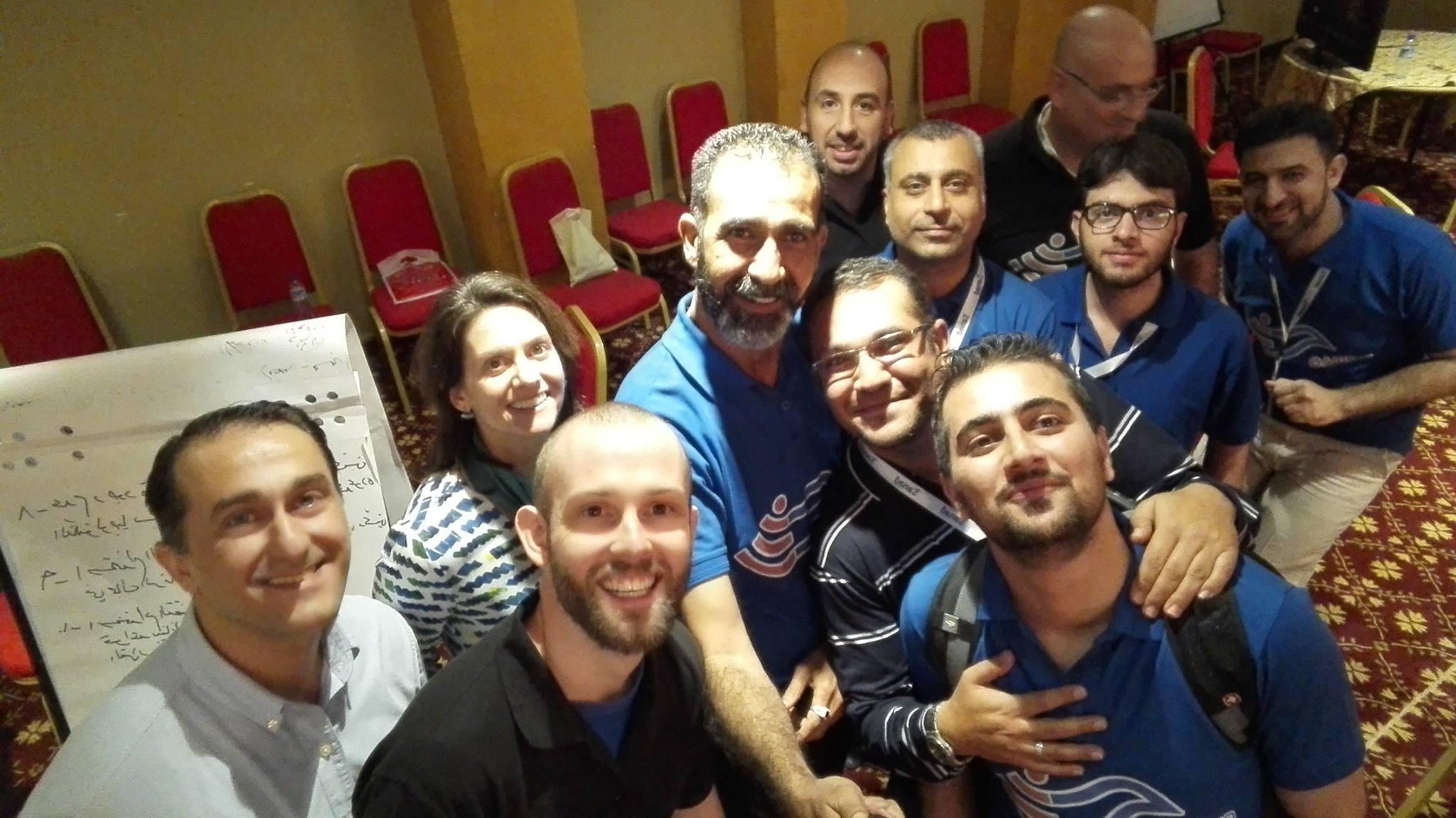 Basra selfie