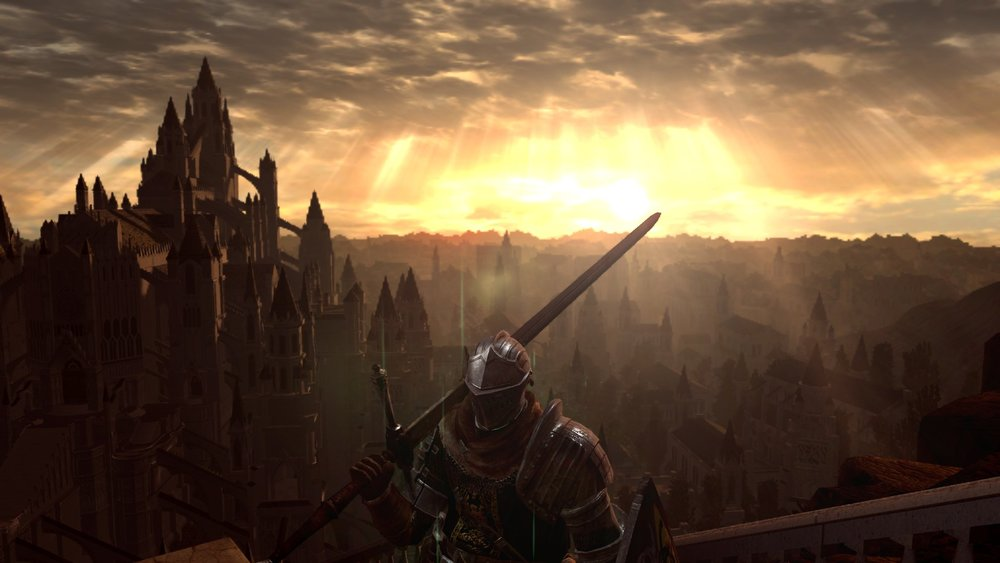 Dark Souls has some of the best world building in the business