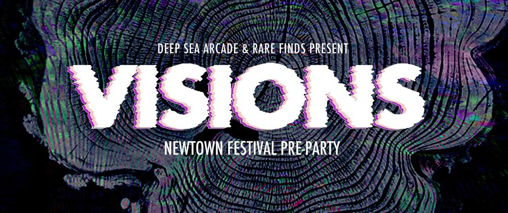 Visions #17 Waywards (above The Bank), 9pm Visions is back for the seventeenth time (what?!), and as usual are on point in bringing you the freshest local talent of the moment. Come down on Friday to see Noire, Hedge Fund, Alex Cross, SAP, and DJ sets from Deep Sea Arcade, Lulu Raes and Visions.