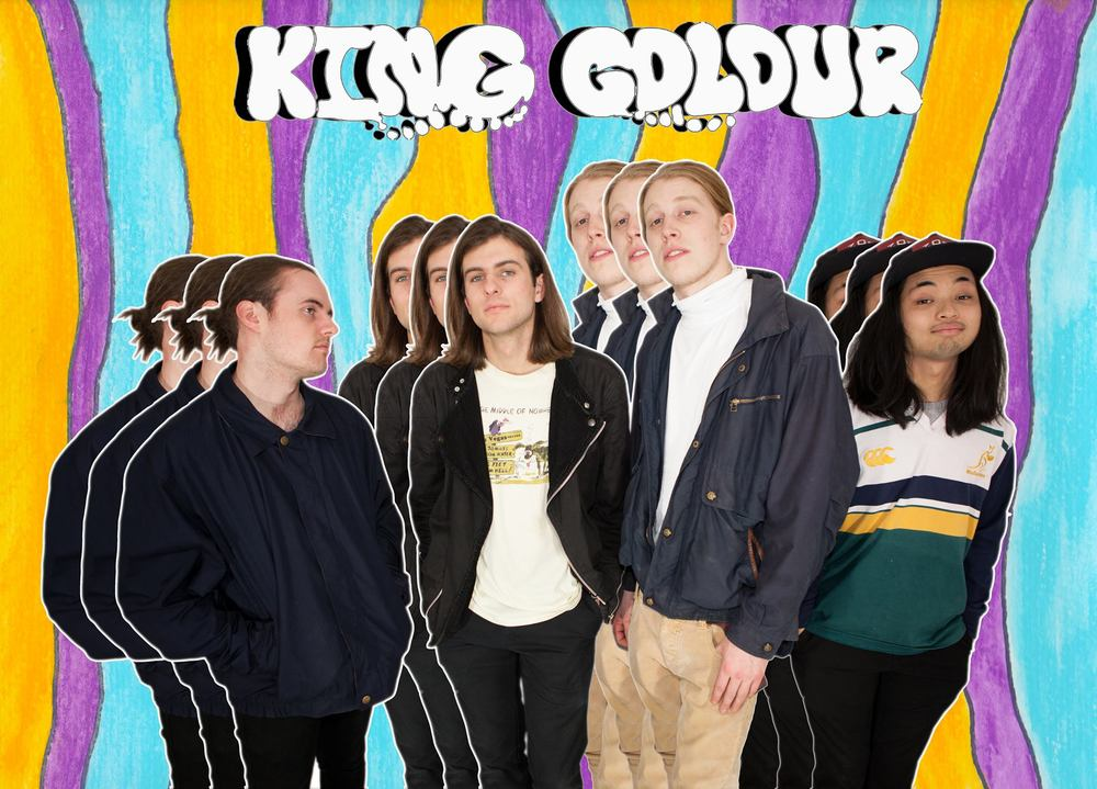King Colour 'You Just Don't Know It Yet' Single Launch Brighton Up Bar, 8pm Groovy babies King Colour are back again to deliver the goods – releasing their new single 'You Just Don't Know It Yet'. Supported by Shady Nasty and Dr Goddard, this event is just what you need for some Friday feels. Moneys? $5 presale, $10 on the door