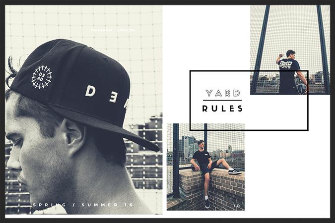 Yard Rules