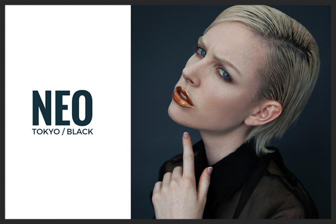 Neo Tokyo/Black