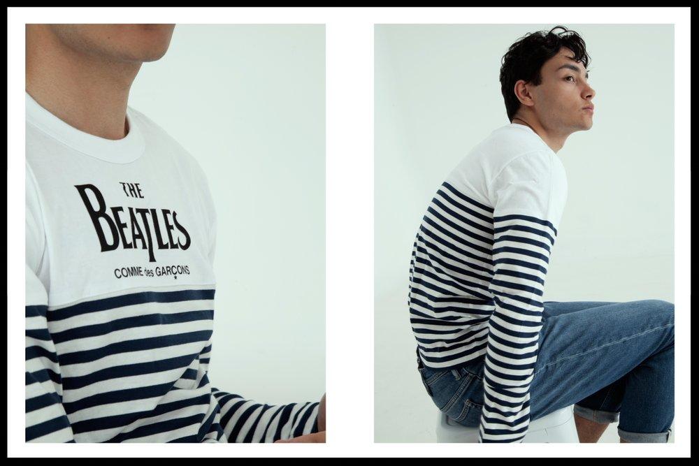 COMME des GARCONS jumper , Acne Studios jeans