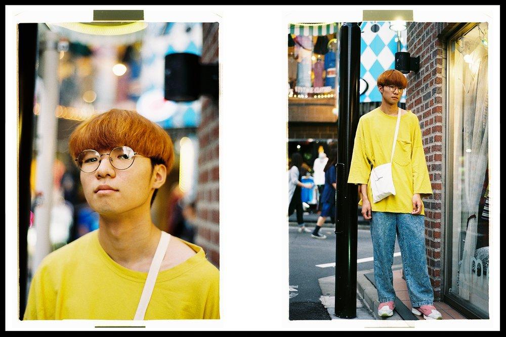 Nikon F3 - Fuji Color 100 film