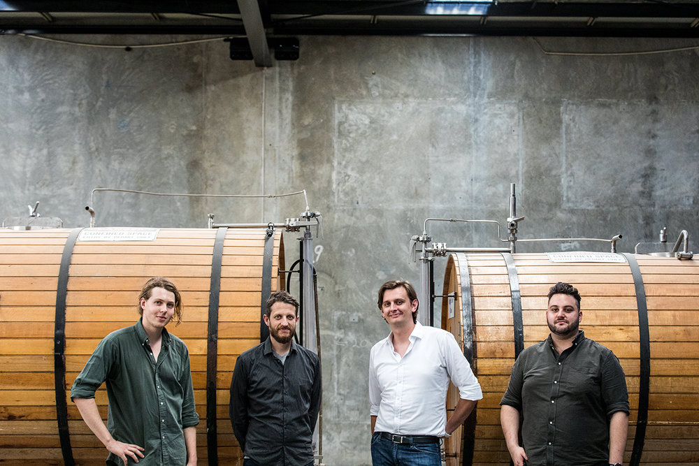 Stockade Brewing-James Dunlop, Daniel Fardon, Anton Szpitalak, Jason Soto.jpg