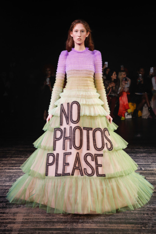 VIKTOR & ROLF HAUTE COUTURE SS19