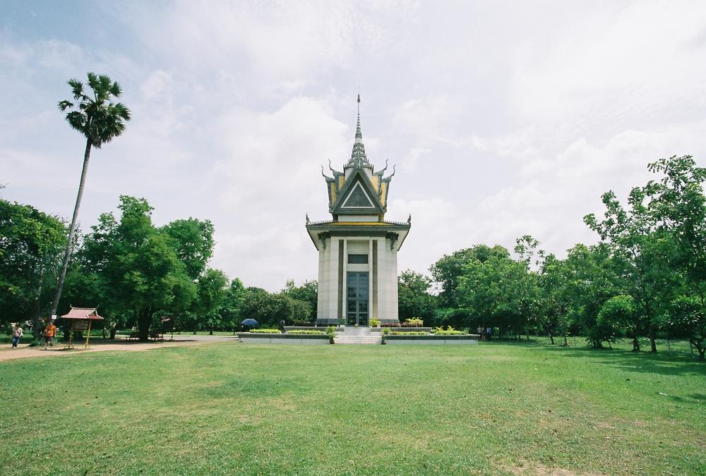 Choeung Ek Genocidal Center, Phnom Penh (2011)