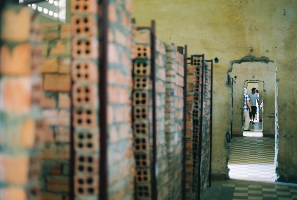 Tuol Sleng Genocide Museum, Phnom Penh (2011)