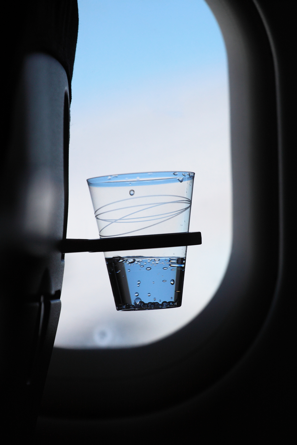 Water on the plane (2012)