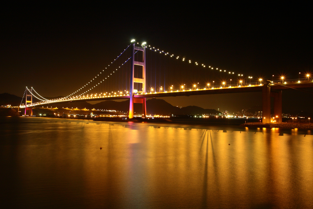 Tsing Ma Bridge (1997)