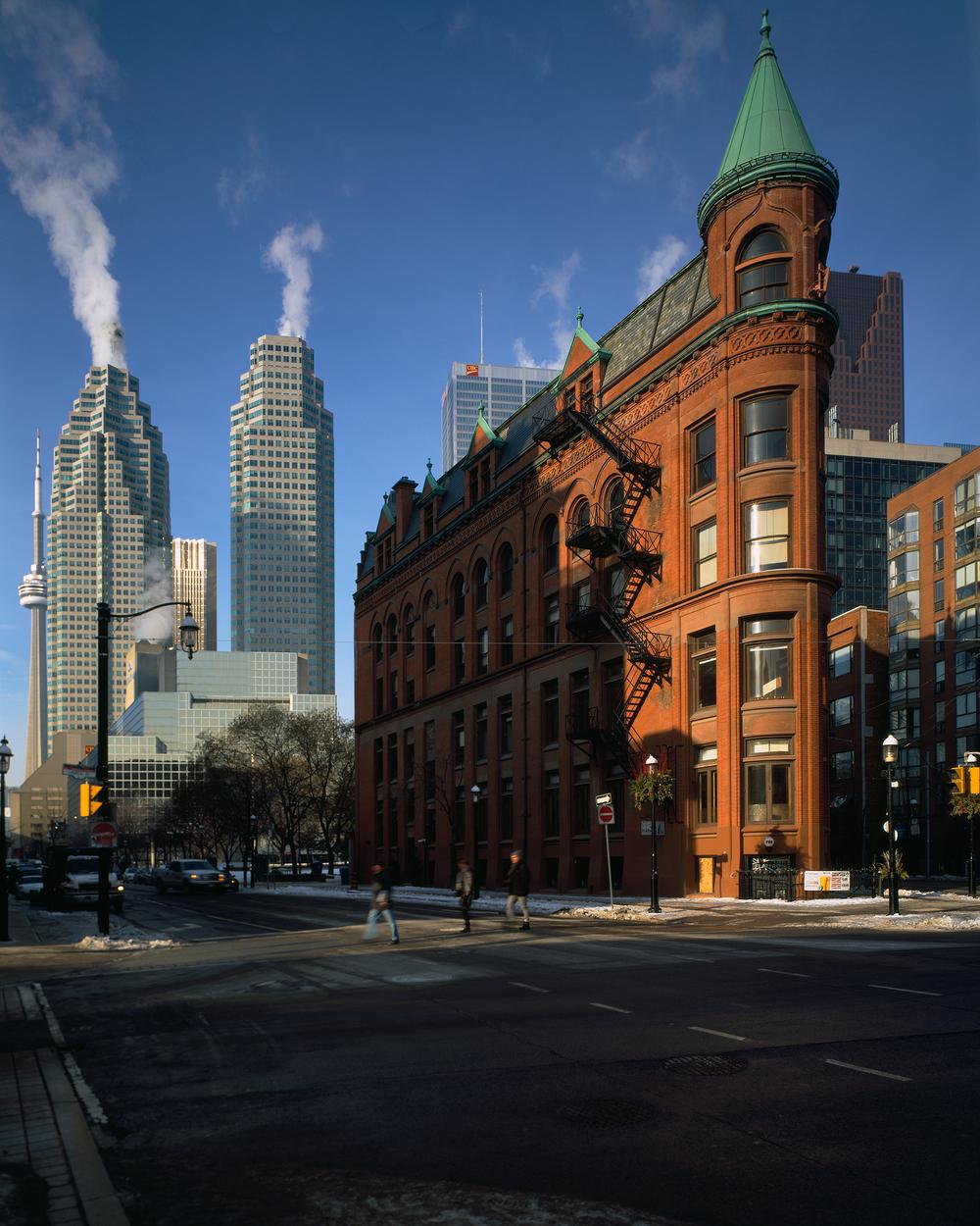 Gooderham Building, Toronto (1892)
