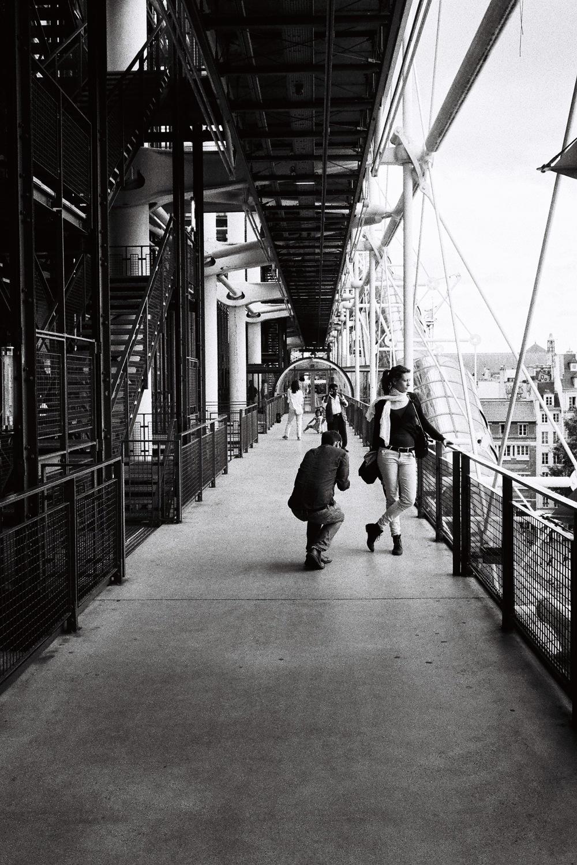 Le Centre Pompidou, Paris (2012)