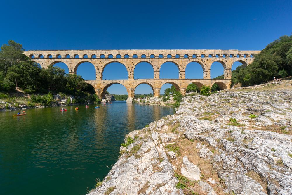 Pont du Gard, France (1st century AD)