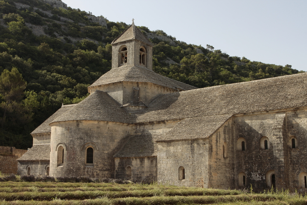 Abbaye de Sénanque, Gordes, France