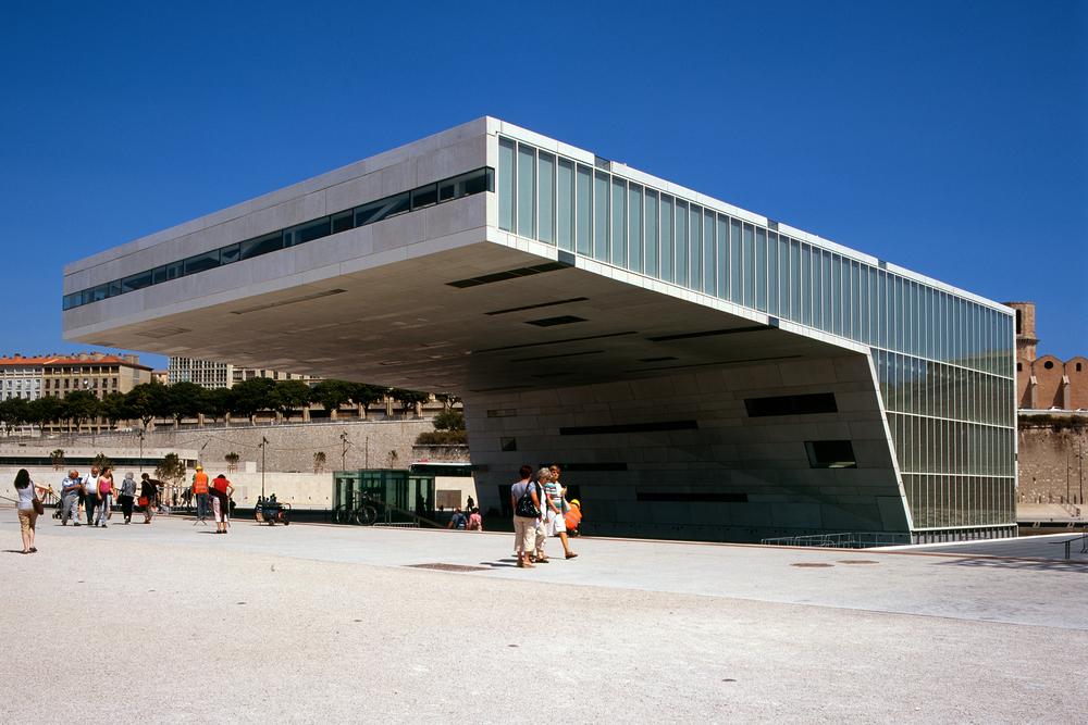 Villa Méditerranée, Marseille, France (2013)