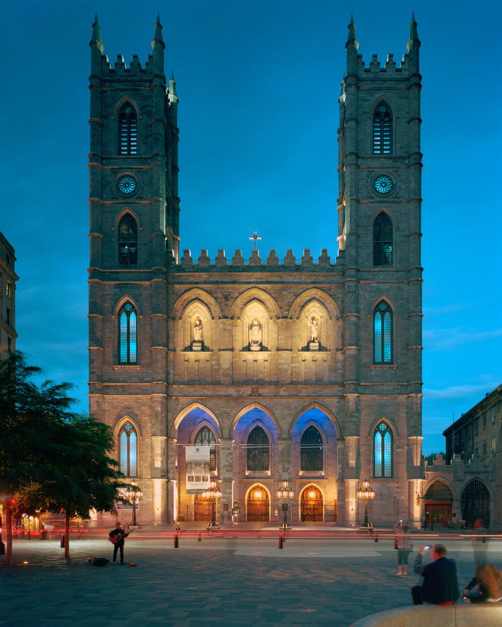 Basilique Notre-Dame de Montréal (1843)