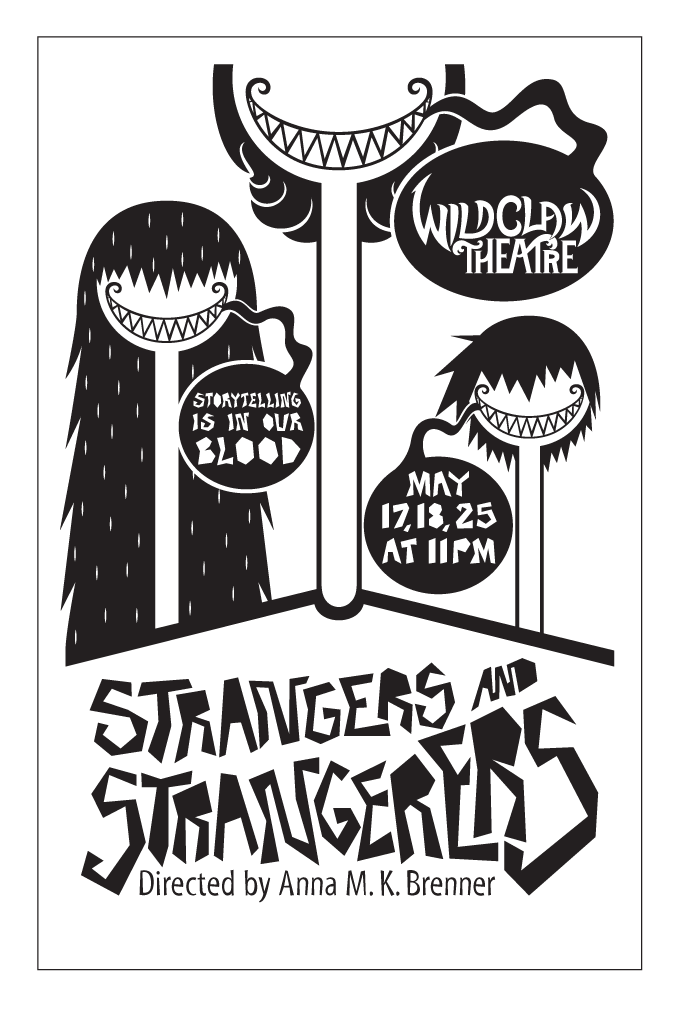 Wildclawtheatreposter png