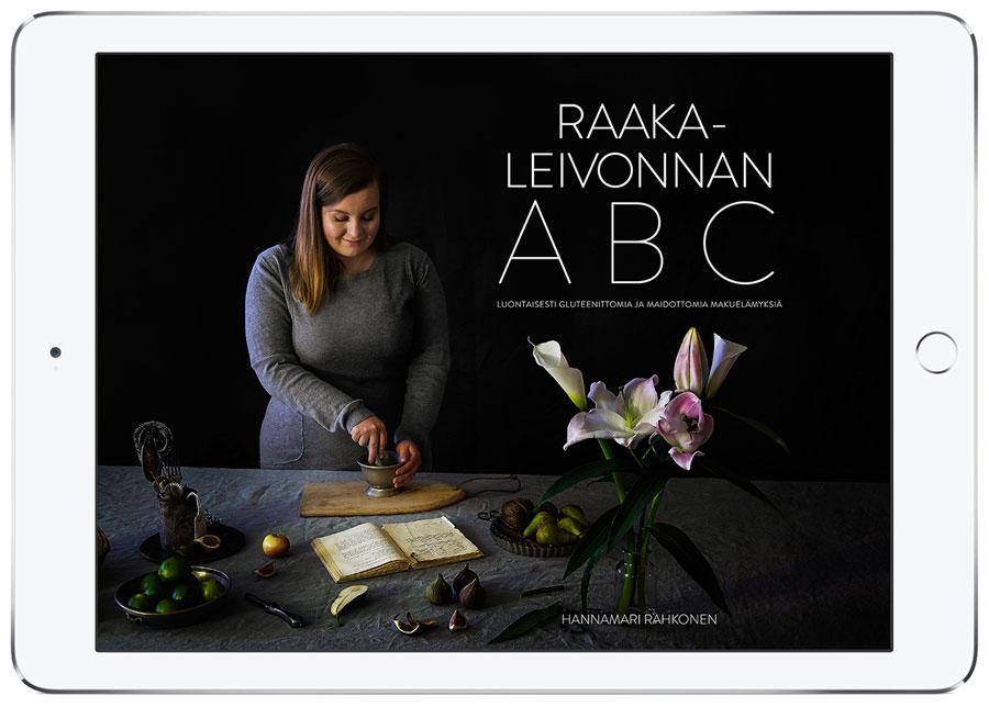 E-kirjan voi ladata kätevästi vaikka Ipadille. Kuva: Hannamari Rahkonen, Yellow mood.