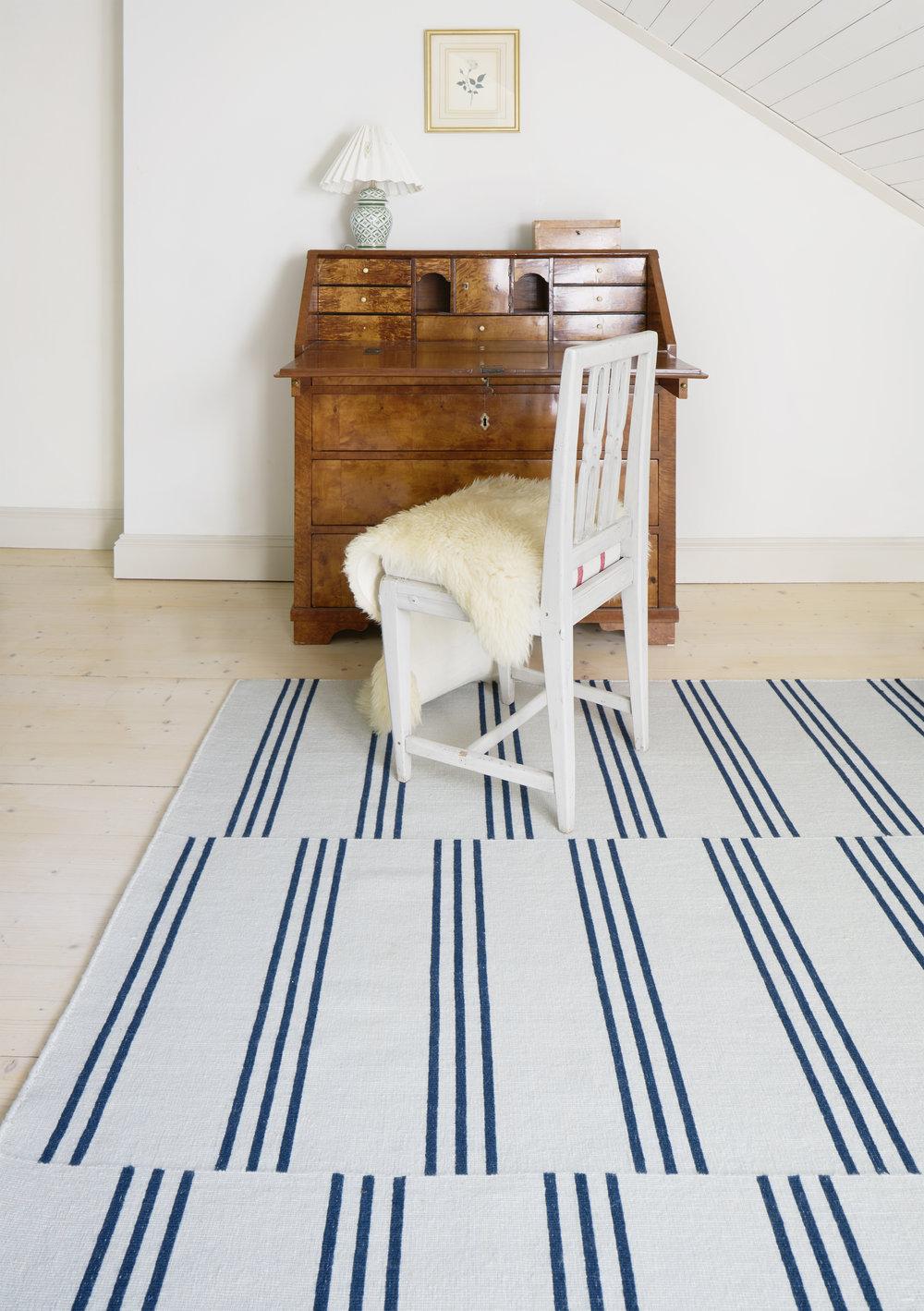 Stripes - Ice/Blue