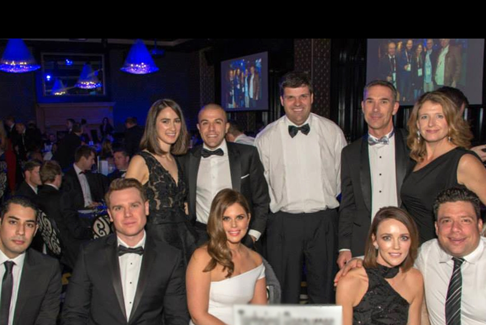 2015 RCSA Gala Ball at Dolton House Sydney