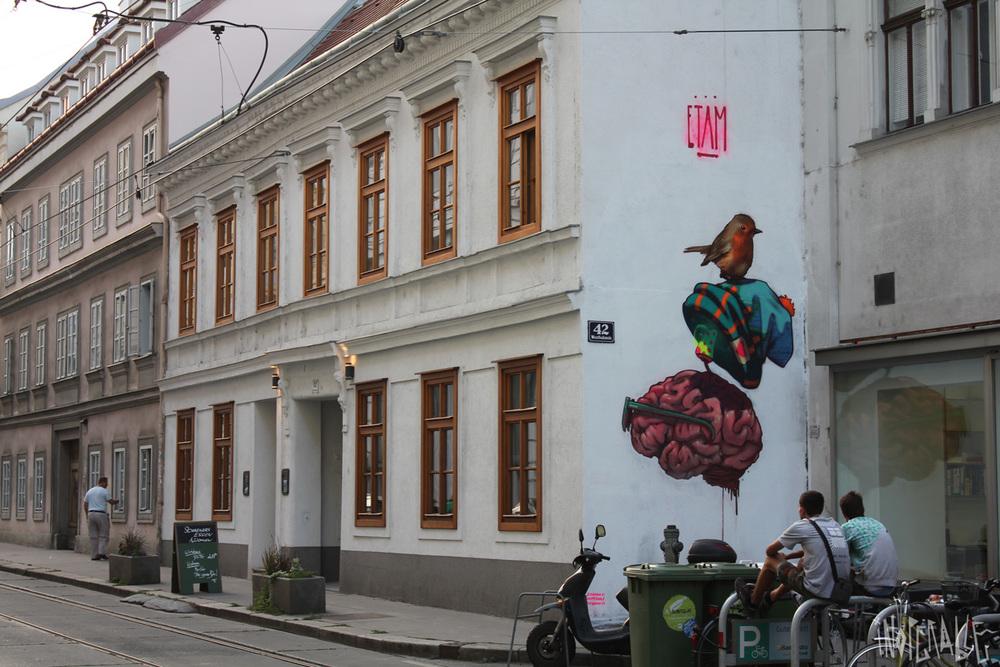 ETAM CRU,Westbahnstrasse,Vienna