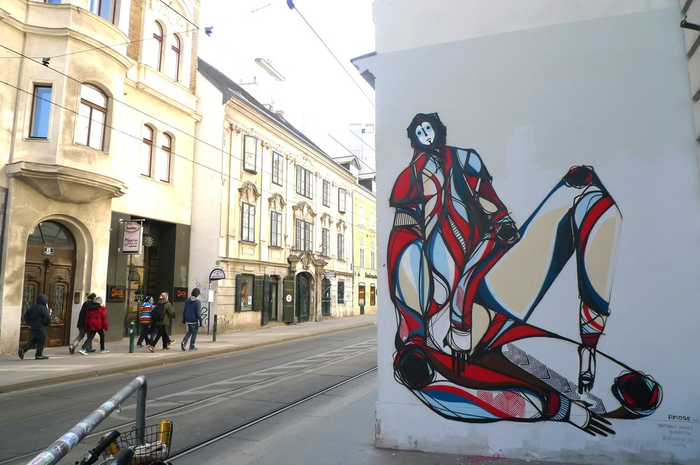 AMOSESiebensterngasse, Vienna