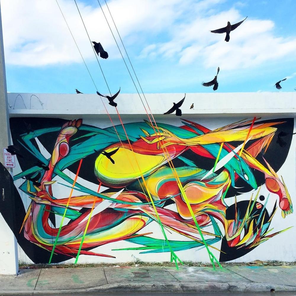 SHIDA,Wynwood Miami