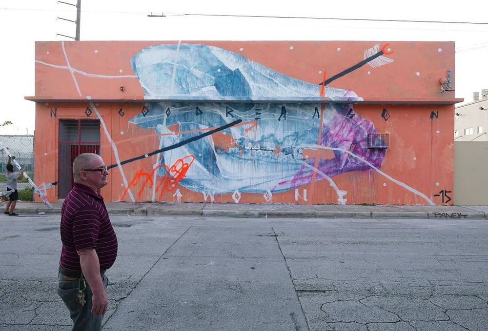 TWO ONE,  Wynwood Miami