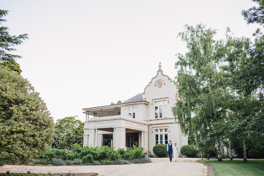 Hopewood House venue in Bowral