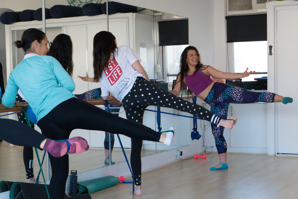 NEW TO BARRE?Introductory offer 2 weeks unlimited classes - just $50 - FOR FIRST TIME VISITORS