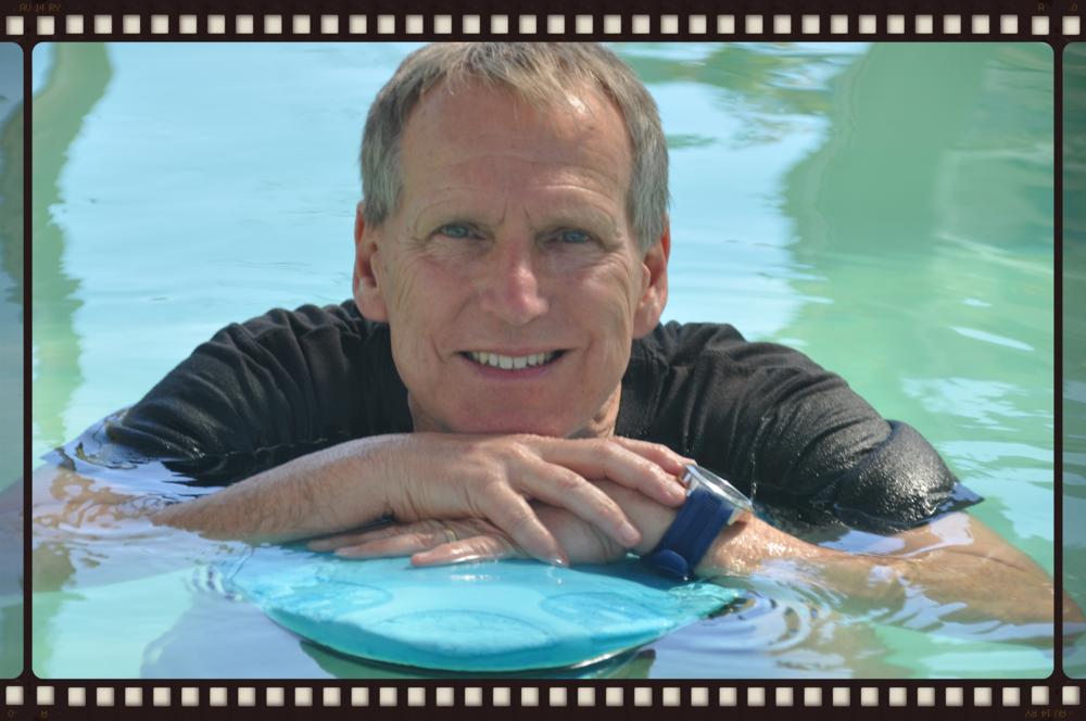 John Pearce - Your swimming teacher