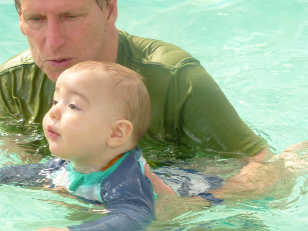 Learning to submerge