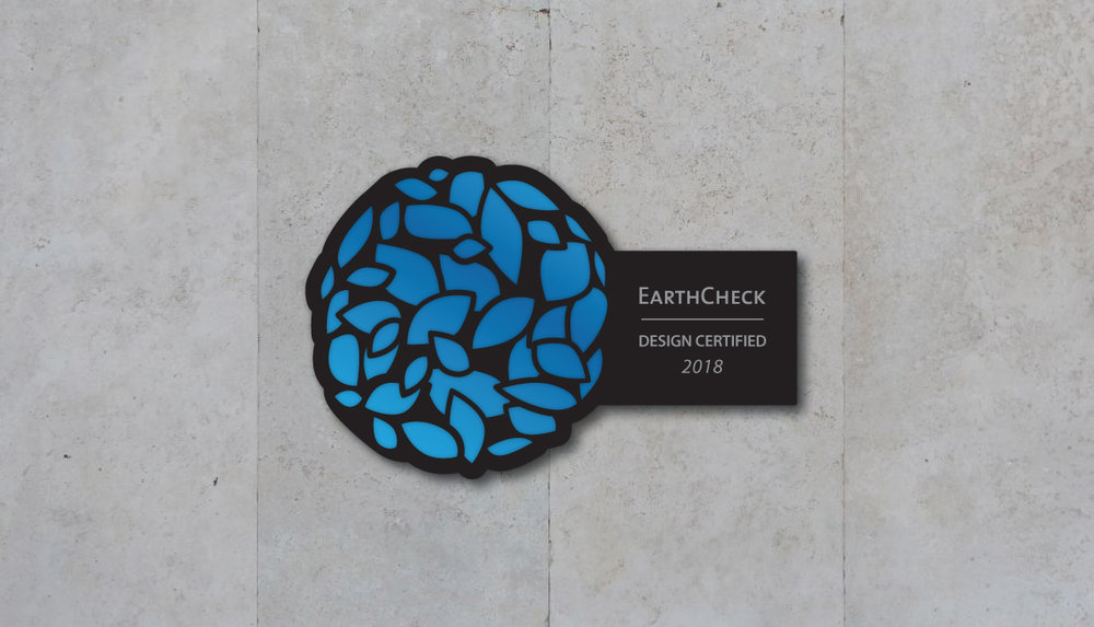 EarthCheck Design Certified