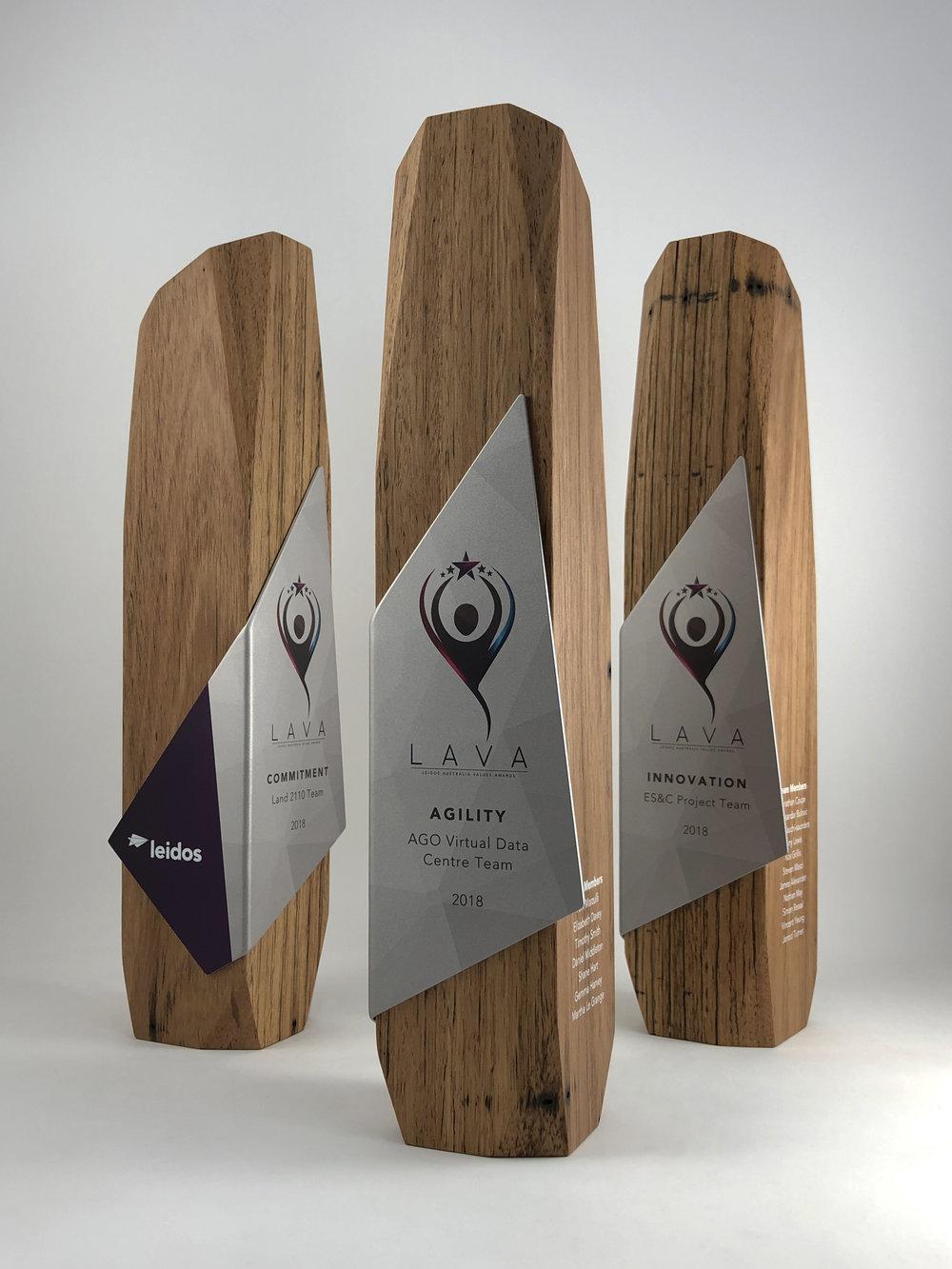 leidos-australia-values-awards-eco-reclaimed-timber-metal-trophy-02.jpg