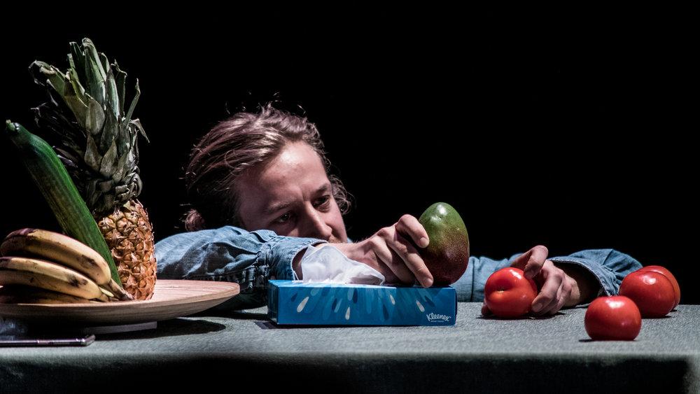 Emil Roos Lindberg. Foto: Rikard Björk.