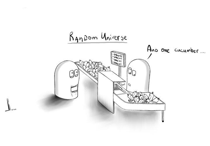 #3 - Random Universe - Cucumber
