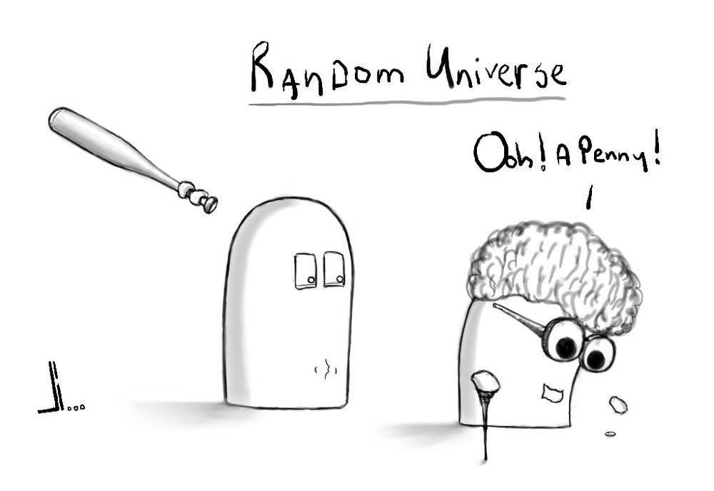 #12 - Random Universe - Penny - Joris Bax